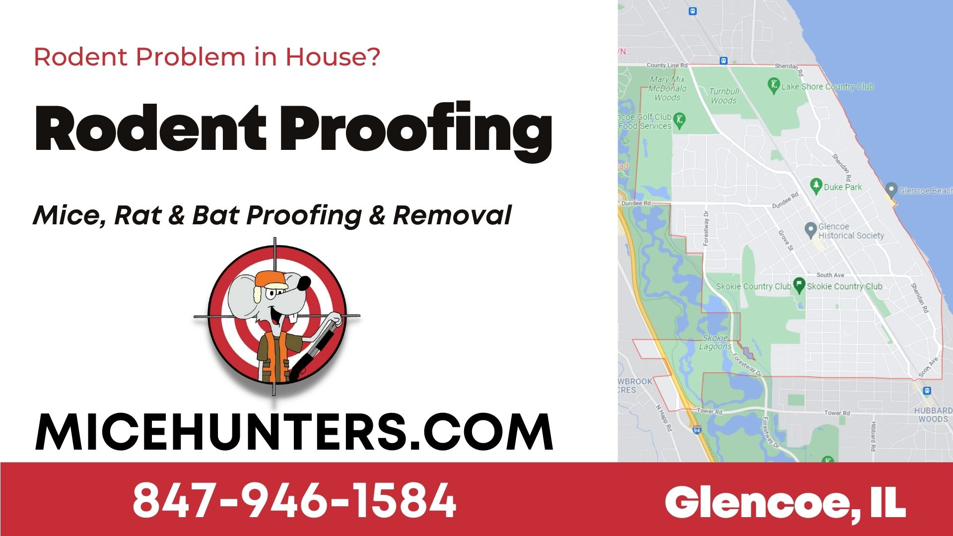 Glencoe Rodent and Mice Proofing Exterminator